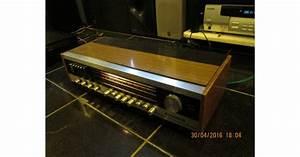 Amplituner Vintage Grundig Rtv 380  Final Tranzistoare