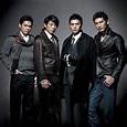 時尚f4:時尚f4的成員是丁春誠、高以翔、藍鈞天和陳紹誠。 -華人百科