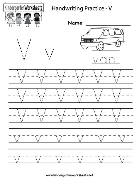 Exquisite Letter V Worksheets 16 Drawing Dawsonmmpcom