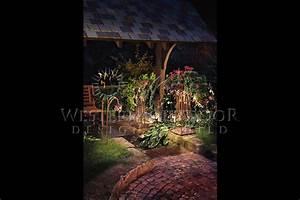 Outdoor landscape lighting low voltage led lighting and for Designing outdoor lighting low voltage