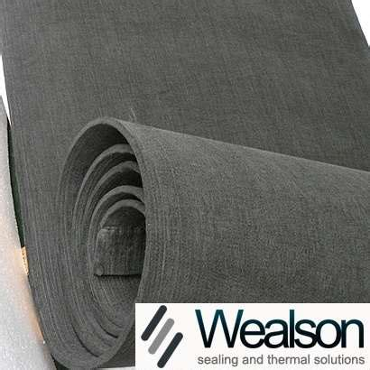 graphite felt wealson sealing thermal solutions