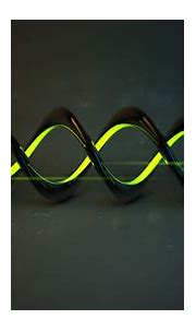 Wallpaper : black, digital art, simple background, neon ...