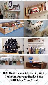 Diy Bedroom Storage