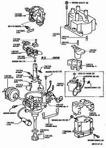 Distributor For 1983