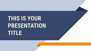 Professional Business  Free Powerpoint Template  U0026 Google Slides Theme