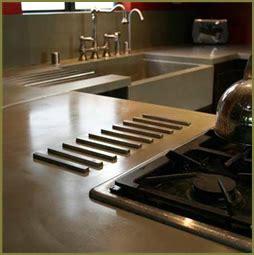 heat resistant countertop can concrete countertops withstand heat