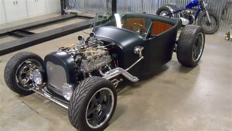 '29 Ford Roadster :: Kenny's Rod Shop   Fabrication Division