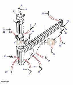 Rear Body Lower - Side Assembly