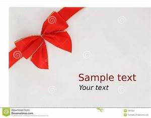 letter with red ribbon stock photography image 7447422 With letter ribbon