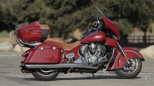 2015 Indian Roadmaster Review - YouTube