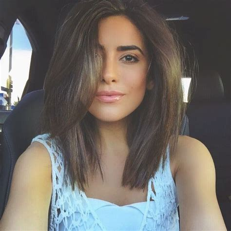 haircuts for to medium length hair 25 easy hairstyles for medium length hair on haircuts 4352