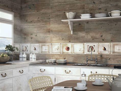 carrelage cuisine mur carreaux imitation planche de bois brut salle de bain d16