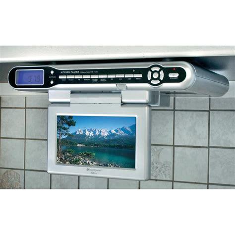 radio de cuisine radio de cuisine encastrable soundmaster ktv 100 avec tv