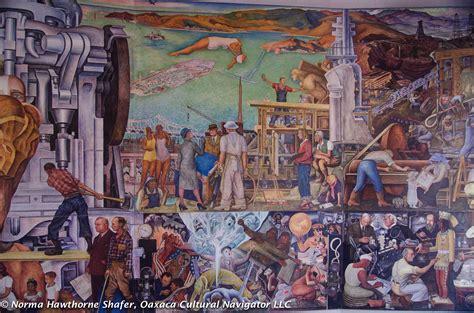 diego rivera murals in san francisco critical guide for