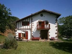 Maison à La Campagne : maison de campagne pays basque abritel ~ Melissatoandfro.com Idées de Décoration