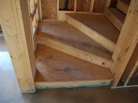 building stairs improvement how to how to build winder stairs