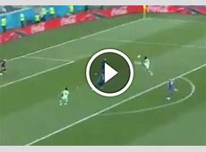 Video Musa seals Nigeria win with solo goal vs Iceland