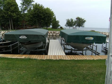 Boat Dock Canopy Covers by Boat Lift Canopy Cover The Original