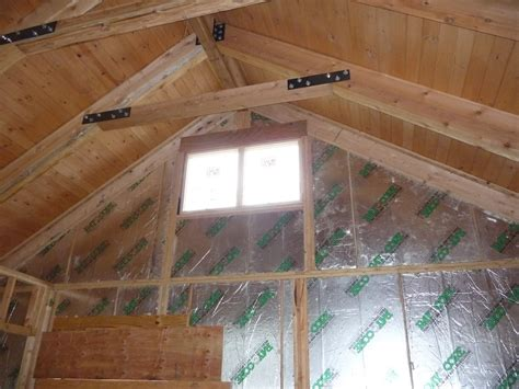 insulated cathedral ceiling panels vaulted ceiling insulation