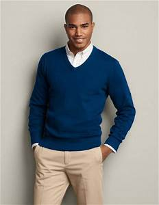 How to wear a sweater and shirt combination Attire Club