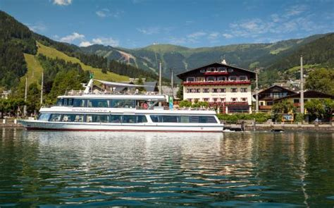Boat Trip Zell Am See by Boat Tour Around Lake Picture Of Hotel Seehof Zell Am