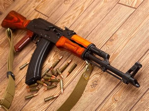 Florida Firm Pushing Sales Of Its American-made Ak-47