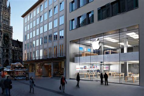 Store München by Apple Stores Around The World Darn Office