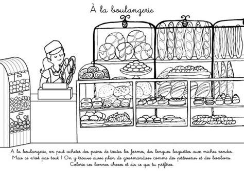 coloriage 224 imprimer a la boulangerie
