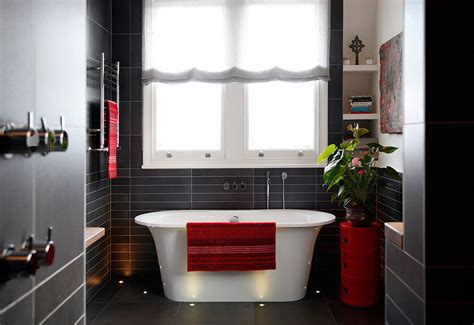 black and white bathroom ideas gallery black and white tile bathroom decorating ideas pictures