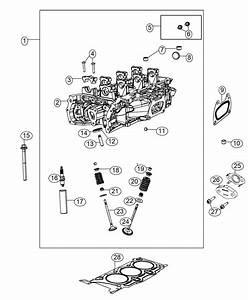 2017 Jeep Grand Cherokee Spark Plug  Capacitor