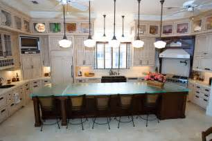 funky kitchen ideas glass tops for cool and kitchen designs from thinkglass digsdigs