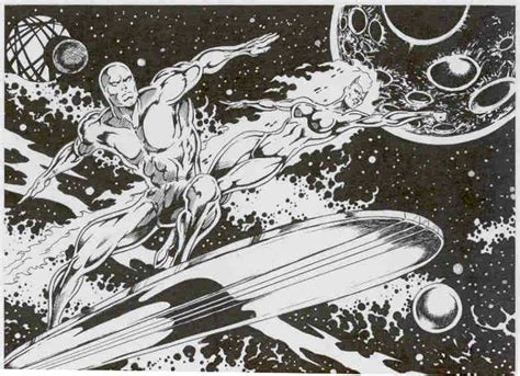silver surfer nova 08 in peter temple 39 s marvel comic