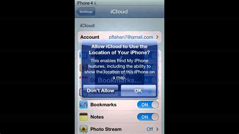 change passcode on iphone changing your icloud id to match your new apple id 2418