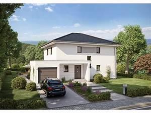 Haus Walmdach Modern : innovation r haus r140 1 v35 einfamilienhaus von rensch haus gmbh hausxxl stadtvilla ~ Indierocktalk.com Haus und Dekorationen