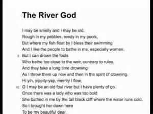 the river god audio