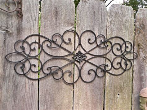 wrought iron wall ideas design outdoors kristan designs wrought