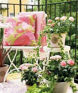 Small Garden Design For Balcony