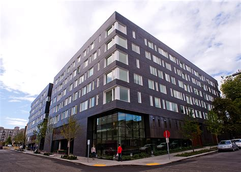 Two New Student Residence Halls, And An Increased