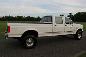 Sell Used 1996 Ford F350 Crew Xlt 7 3l Diesel 108k Original Miles 4x4 Mint Rare No Reserve In