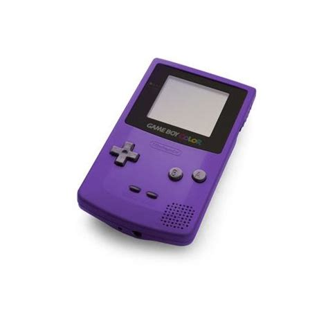 gameboy color price gameboy color violet pas cher achat vente sur