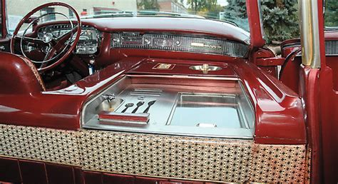 General Motors exclusive Kitchen Sink Cadillac on auction
