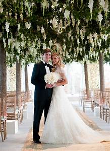 who did it best a detailed breakdown of chelsea clinton With ivanka trump wedding dress