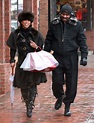 Steve Harvey And Wife Marjorie Out Shopping In Beverly ...