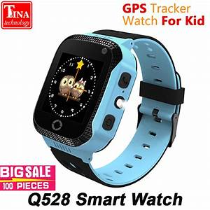 Original Q528 Y21 Touch Screen Kids Gps Watch With Camera
