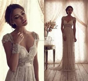 cheap 2016 vintage wedding dress long sheath off shoulder With vintage wedding dresses online