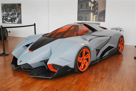 Why The Lamborghini Egoista Really Is The Most Selfish Car