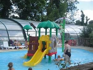 piscine couverte chauffee camping le val de trie en baie With camping le crotoy avec piscine couverte