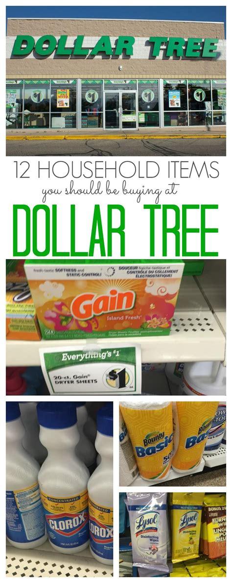 household items   buy  dollar tree