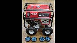 How To Install Bigger Tires And Wheels On Your Generator