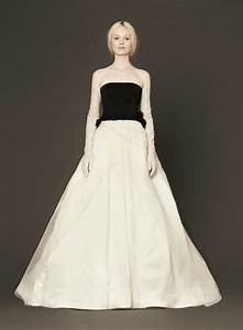 Black and white wedding accents how to create a classic for Black white wedding dresses